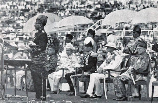 Geschiedenis Van Maleisie Veelzijdig Maleisie