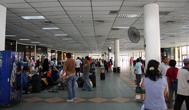 Departure Hall Jetty Point Langkawi