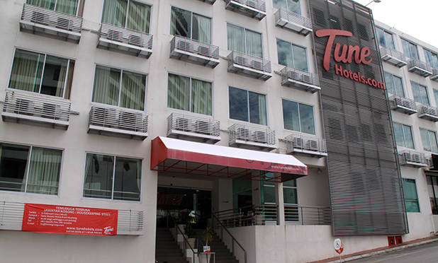Tune Hotels Kuching