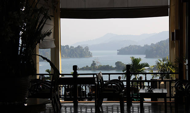 Lake Kenyir 4
