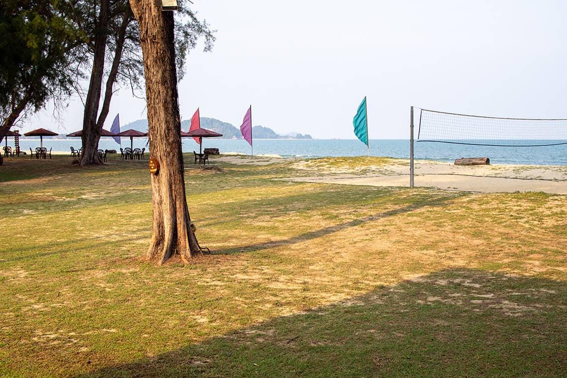 Lazy day at Cherating Beach